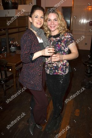 Editorial picture of 'Proof' after party on press night at Menier Chocolate Factory, London, Britain - 20 Mar 2013