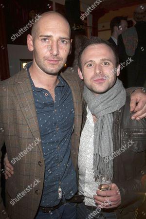 Robbie Scotcher and Matthew Barrow