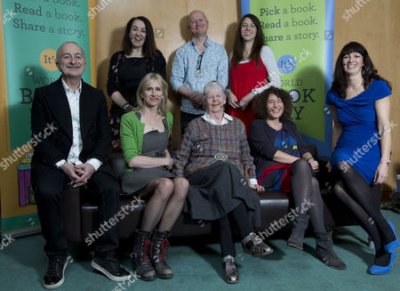 Cathy Cassidy, Guy Parker-Rees, Rachel Bright - Tony Robinson, Lauren Child, Shirley Hughes, Francesca Simon and Liz Pichon