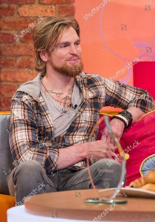 Editorial image of 'Lorraine Live' TV Programme, London, Britain - 21 Mar 2013