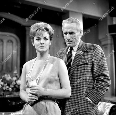 Moira Redmond and Ian Colin