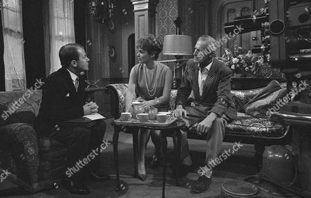 Peter Barkworth, Moira Redmond and Ian Colin