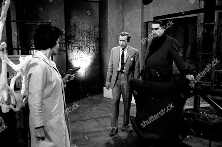 Editorial image of 'The Avengers' Series 1. TV Programme - 1961