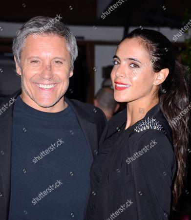 Stock Image of Max Ryan and Paloma Mariella
