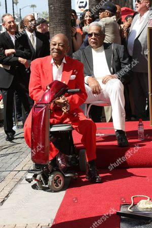 Editorial image of The Funk Brothers honored with Star on the Hollywood Walk of Fame, Los Angeles, America - 21 Mar 2013