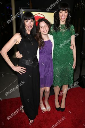 Editorial image of 'The Brass Teapot' film premiere, Los Angeles, America - 21 Mar 2013