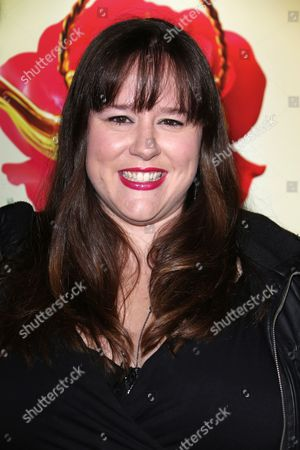 Stock Picture of Tara Copeland