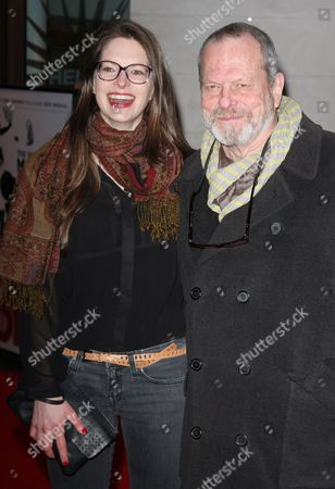 Holly Gilliam and Terry Gilliam