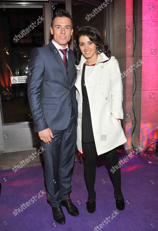 Katie Melua and husband James Toseland