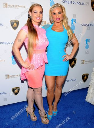 Kristy Williams and Nicole Coco Austin