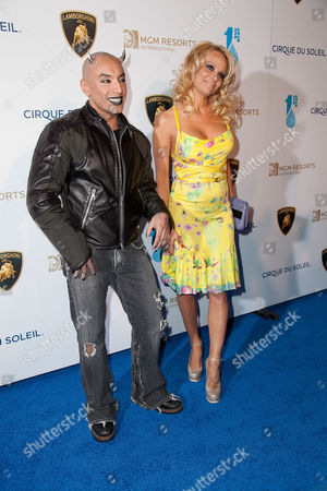 Editorial image of 'One Night For One Drop' charity event at Hyde nightclub, Las Vegas, America - 22 Mar 2013