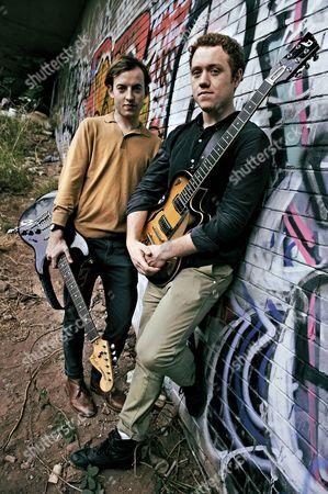 Bombay Bicycle Club - Jack Steadman and Jamie MacColl