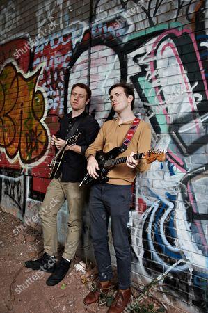 Bombay Bicycle Club - Jamie MacColl and Jack Steadman