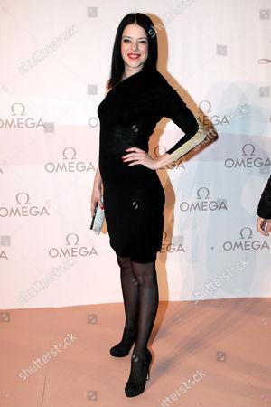 Editorial picture of Omega 'La Nuit Enchantee' gala, Vienna, Austria - 23 Mar 2013