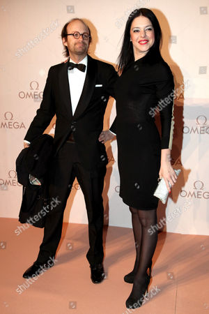 Editorial photo of Omega 'La Nuit Enchantee' gala, Vienna, Austria - 23 Mar 2013