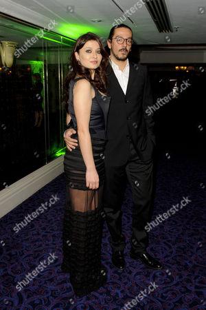 Editorial image of Empire Film Awards, London, Britain - 24 Mar 2013