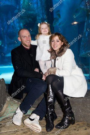 Editorial picture of 'Ocean of Stars' Launch, SEA LIFE London Aquarium, Britain - 24 Mar 2013
