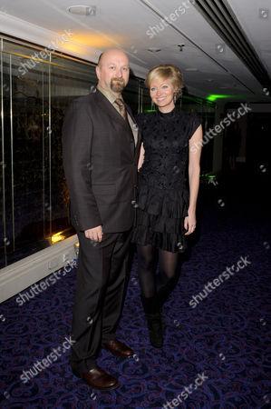 Neil Marshall and Axelle Carolyn