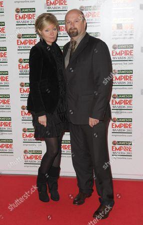 Axelle Carolyn and Neil Marshall