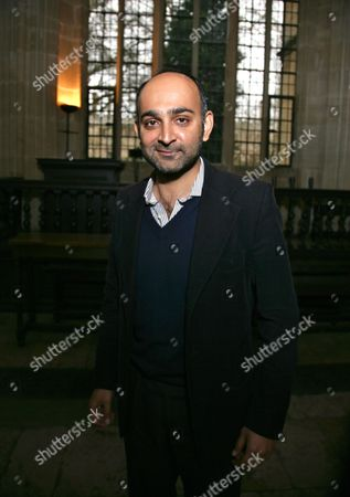 Mohsin Hamid