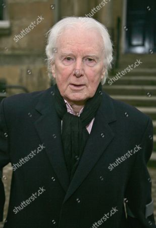 Stock Image of Brian Sewell