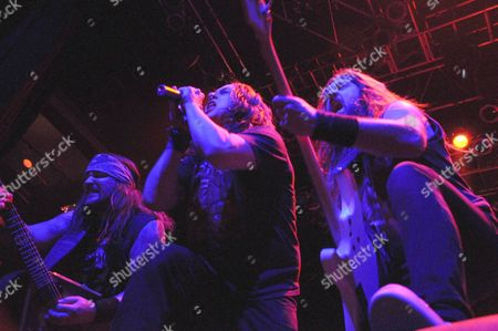 Municipal Waste - Ryan Waste, Tony Foresta, Philip Landphil Hall