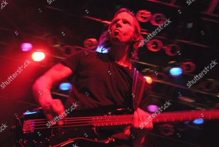 Stock Picture of Jeff Matz - High on Fire