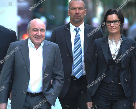 Editorial image of Abramovich v Berezovsky lawsuit court case, High Court, London, Britain - 31 Aug 2012