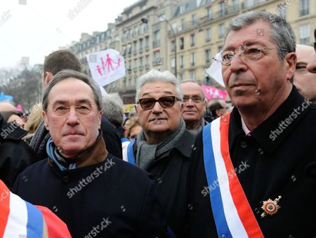 Claude Gueant and Patrick Balkany
