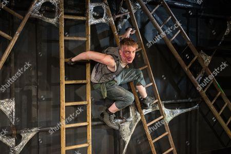 Steven Webb as Quasimodo