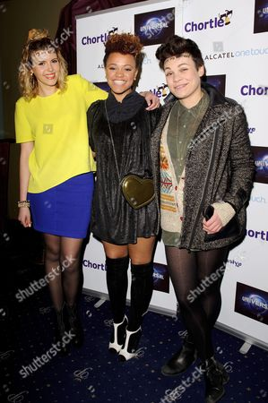 Guest, Gemma Cairney, Georgie Okell