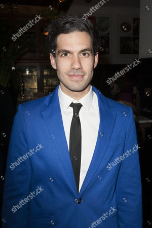Editorial image of 'Peter and Alice' press night play after party, London, Britain - 25 Mar 2013