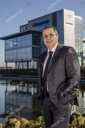 Editorial picture of Dave Sheridan, Chief Executive of Keepmoat at their offices in Doncaster, Britain - 19 Feb 2013