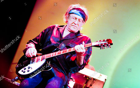 Editorial photo of Jefferson Starship in concert at The Howard Theatre, Washington, D.C., America - 21 Mar 2013