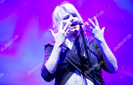 Stock Photo of Jefferson Starship - Cathy Richardson