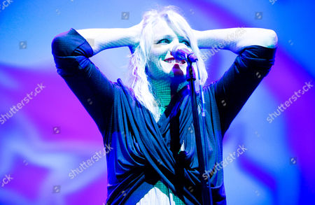 Stock Picture of Jefferson Starship - Cathy Richardson