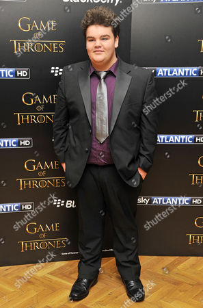 Editorial photo of 'Game of Thrones' TV series Season 3 Q&A, London, Britain - 26 Mar 2013
