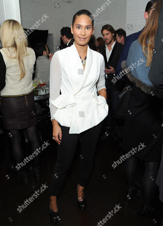 Editorial photo of Launch of the Tanqueray Gin Palace, London, Britain - 26 Mar 2013