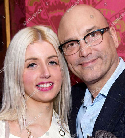 Anne Marie Sterpini and Gregg Wallace