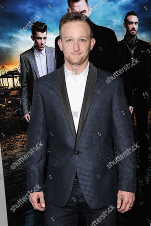 Editorial picture of 'Rogue' TV Series premiere, Los Angeles, America - 26 Mar 2013