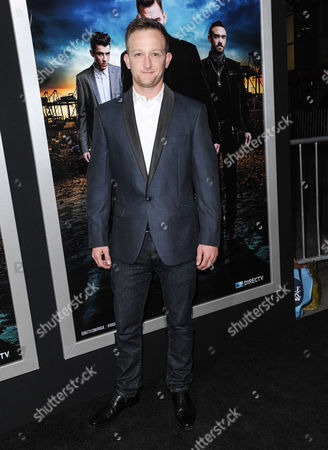Editorial image of 'Rogue' TV Series premiere, Los Angeles, America - 26 Mar 2013