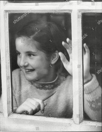 Sarah Butler Daughter Of Rab Butler (now Mrs Anthony Price).