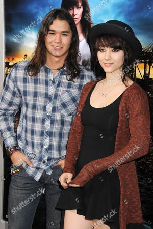 Boo Boo Stewart and Fivel Stewart