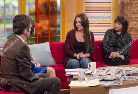 Editorial photo of 'Daybreak' TV Programme, London, Britain - 27 Mar 2013