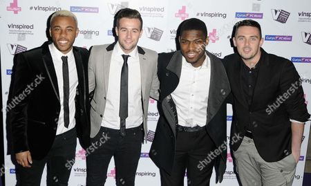 Editorial photo of Vinspired Awards at the Roundhouse, London, Britain - 26 Mar 2013