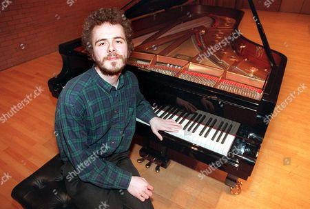 Scottish International Piano Competition 12-19 September 1998 Scottish Entrant Joseph Long.