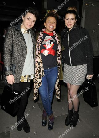 Editorial photo of Ollie Locke 'Laid in Chelsea' book launch, London, Britain - 27 Mar 2013
