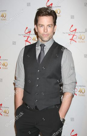 Stock Photo of Michael Muhney