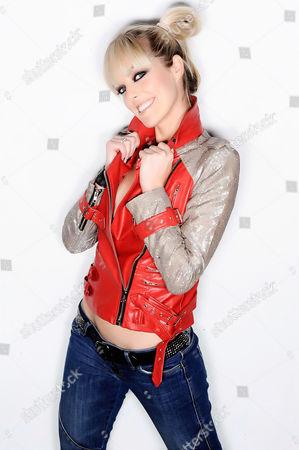 Bowie Jane as her pop star alter ego