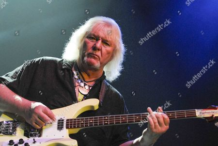 Yes - Chris Squire